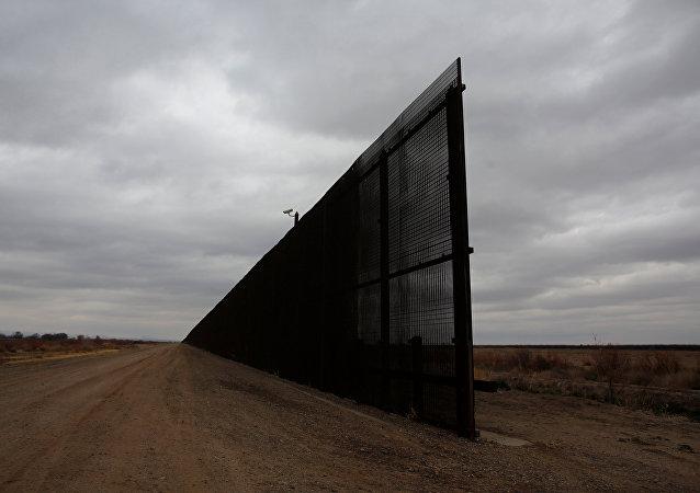 Frontera entre EEUU y México (archivo)