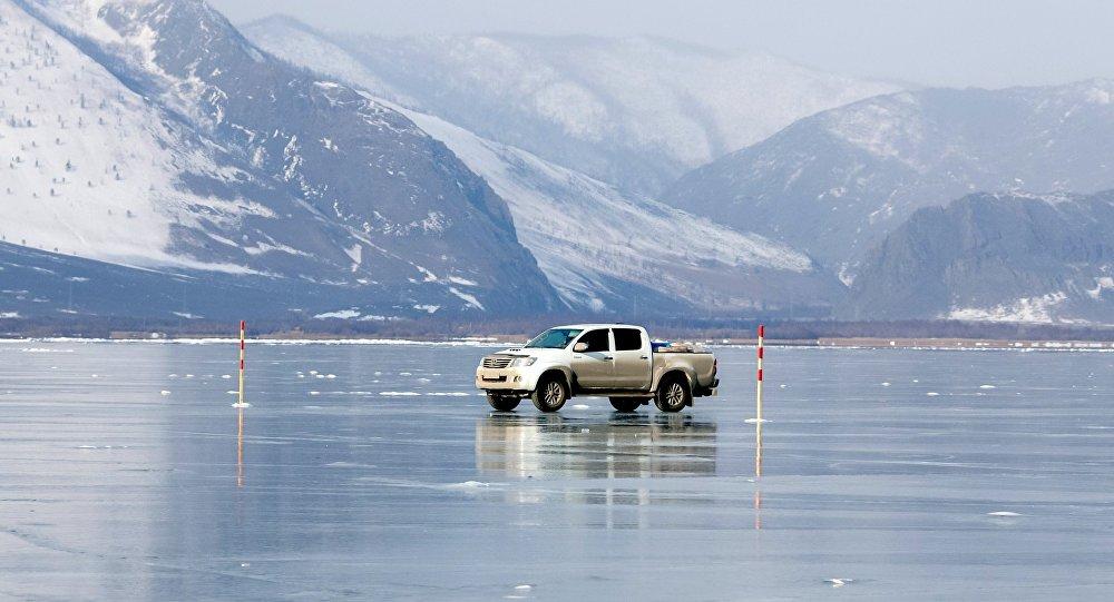 El lago Baikal