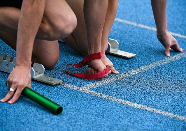 Juegos paralímpicos rusos (archivo)