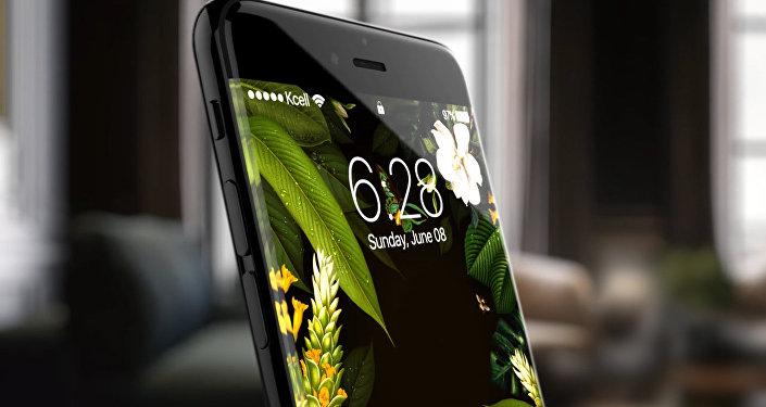 Diseño conceptual del iPhone 8