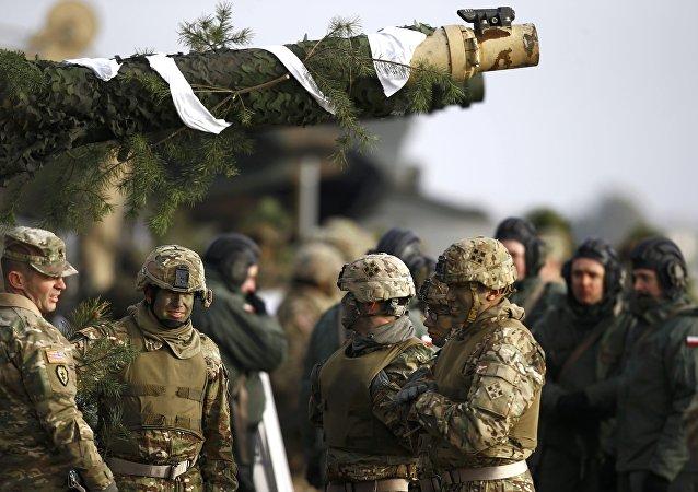 Las fuerzas de la OTAN