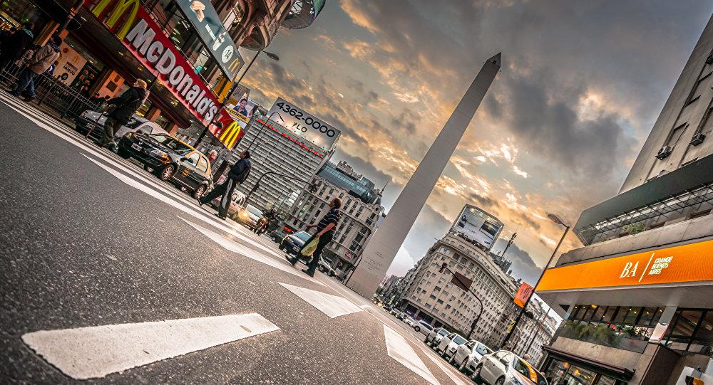 Buenos Aires, la capital de Argentina (imagen referencial)