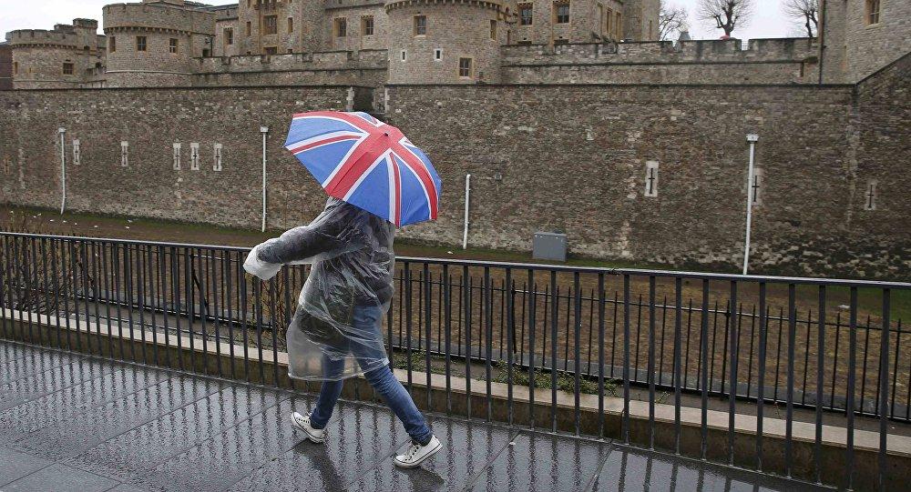 Salida de Reino Unido de la UE