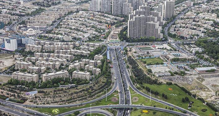 Teherán, Irán (archivo)