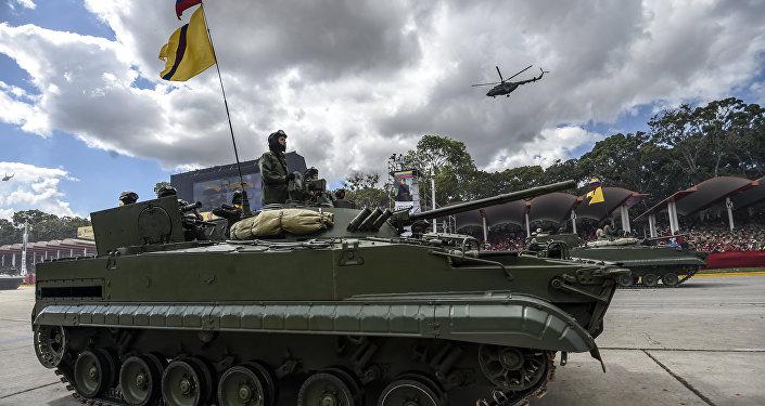 Militares de Venezuela (archivo)