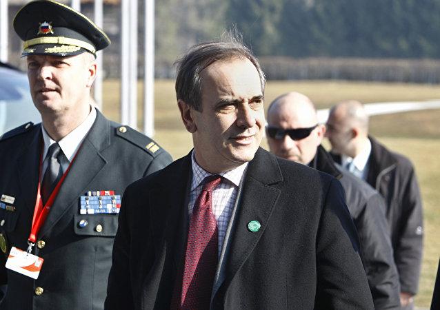 José Antonio Alonso, exministro de interior y Defensa socialista