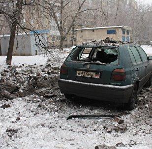 La situación en Donbás