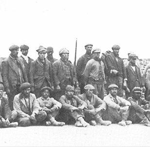 Soldados en la Patagonia Rebelde