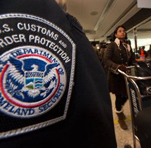 Agente del servicio de Aduanas y Protección de Fronteras de EEUU