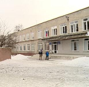 Observadores de la OSCE examinan los daños en Donetsk
