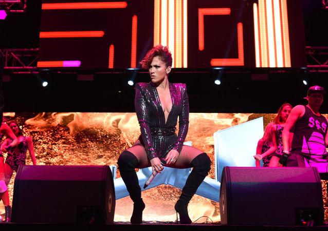 Jennifer Lopez (archivo)