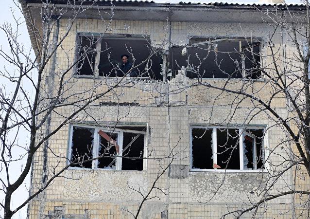 La situación en Avdéevka