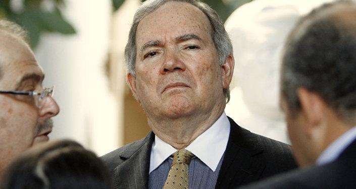 Roy Chaderton, el exembajador venezolano ante la OEA (archivo)