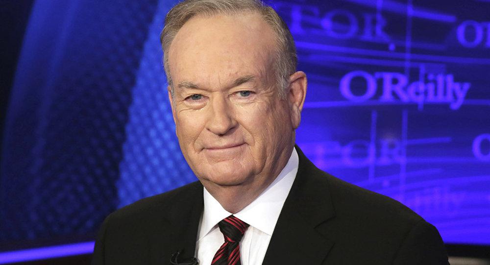 Bill O'Reilly, comentarista del canal de televisión Fox News