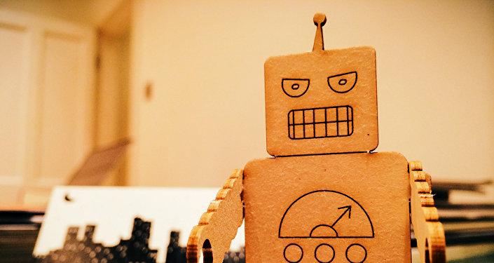 Un robot malo