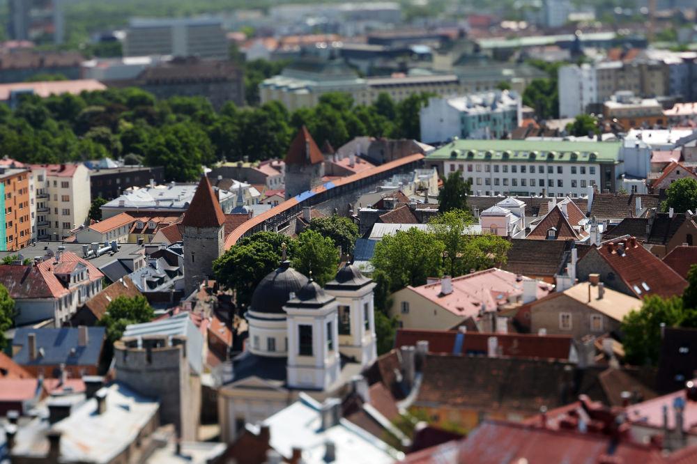 Talín, capital de Estonia