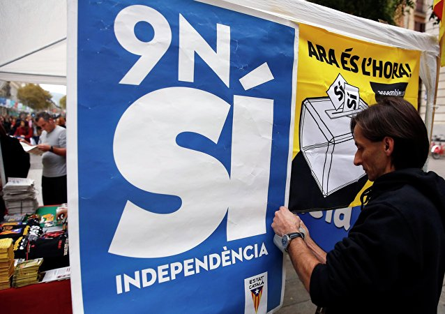 Referéndum soberanista en Cataluña, 9 de noviembre de 2014