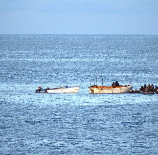 В Нигерии пираты атаковали танкер с российским экипажем