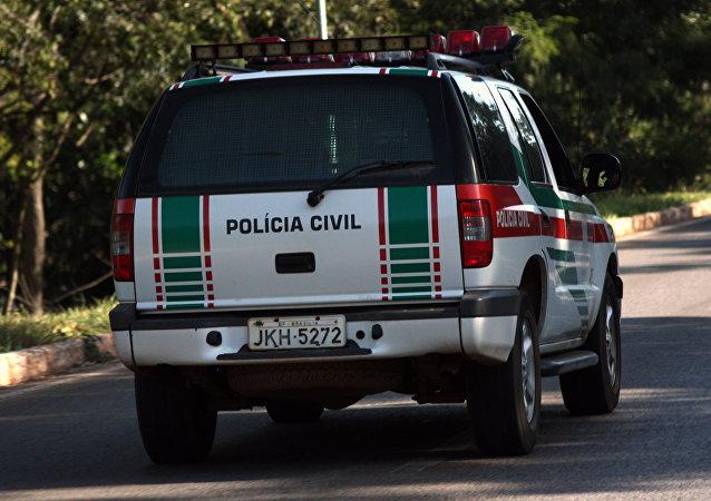 Policía Civil de Brasil (archivo)