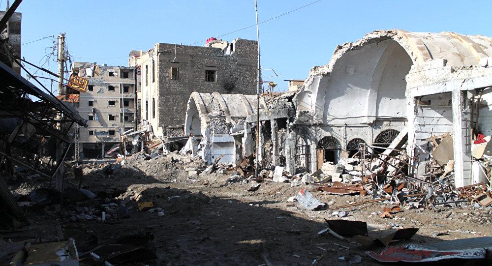 Situación en Deir Ezzor (archivo)