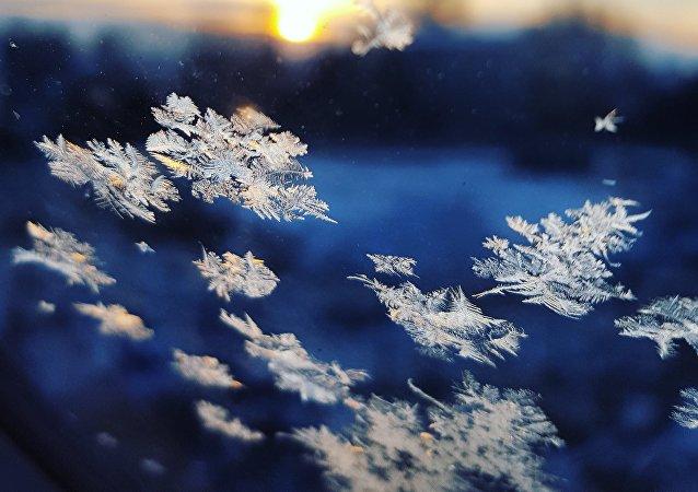 Copos de nieve (imagen referencial)