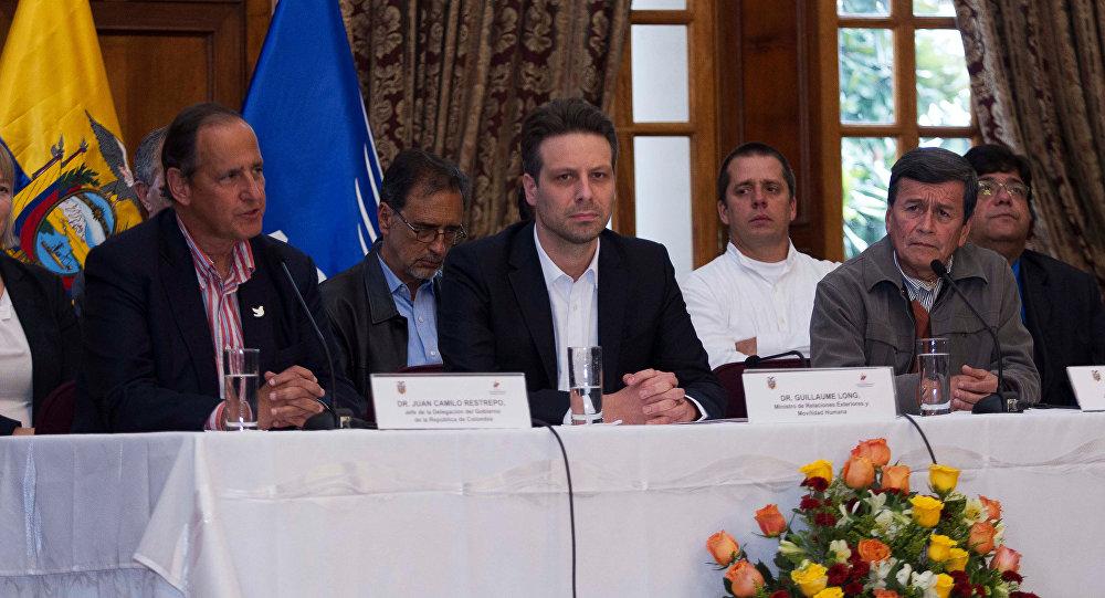 Conversaciones entre el Gobierno de Colombia y el Ejército de Liberación Nacional (ELN)