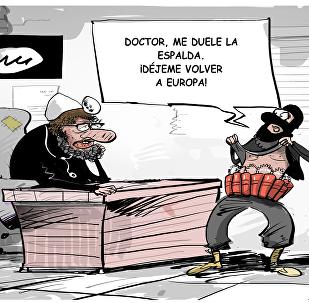 Terroristas con prescripción médica