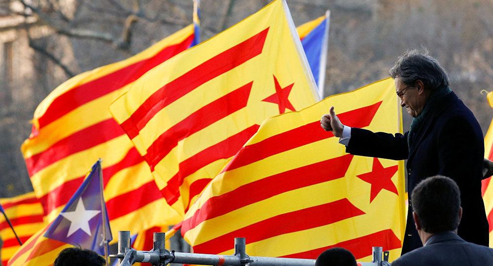 Expresidente catalán Artur Mas (archivo)