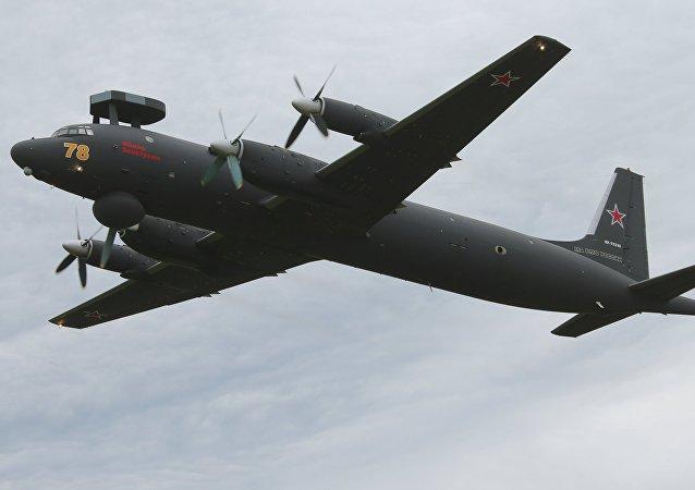 Avión Il-38N