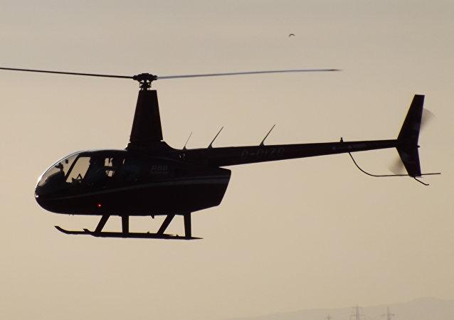 Helicóptero Robinson R-66