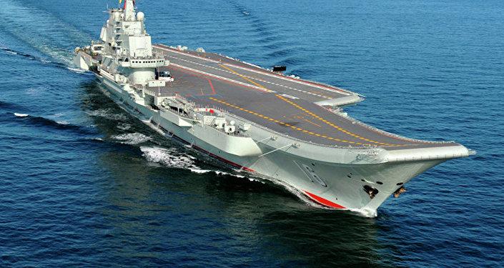 Liaoning, el primer portaviones de China