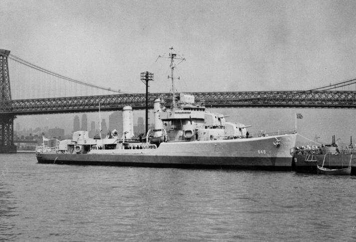 USS Turner (DD-648)