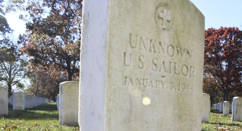 Tumba de un marinero desconocido del USS Turner