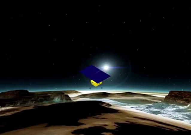 El explorador de la NASA que un día aterrizará en Plutón