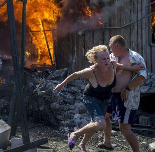 'Días negros para Ucrania': la obra del fotoperiodista ruso ganador del World Press Photo