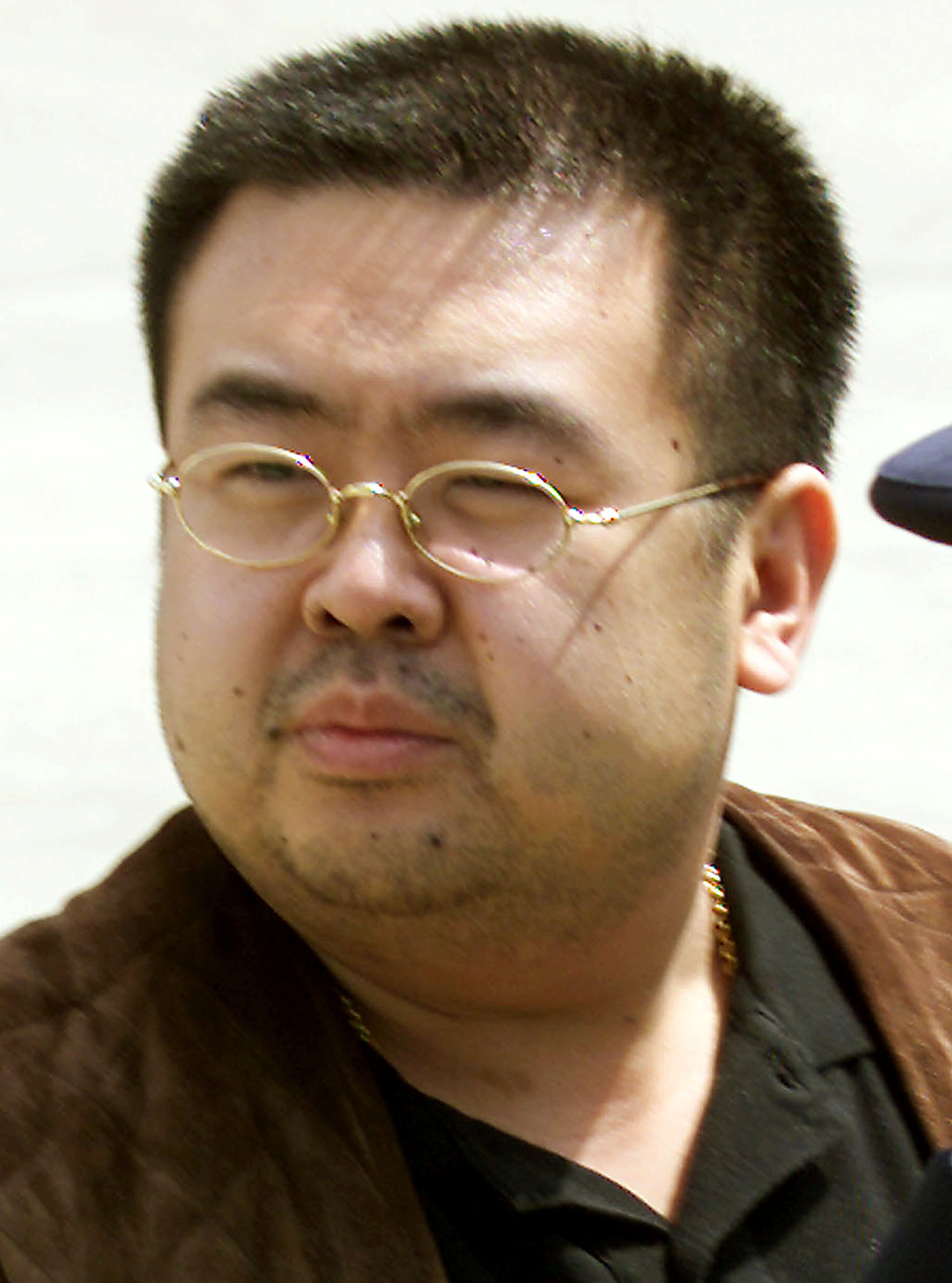 Kim Jong Nam, hermano del líder norcoreano, Kim Jong-un