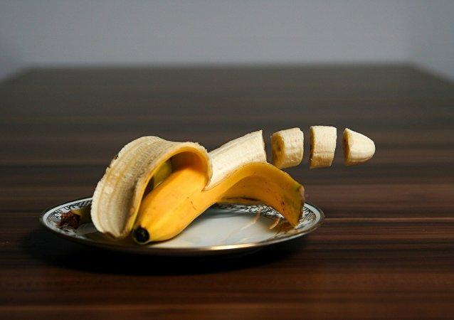 Un plátano