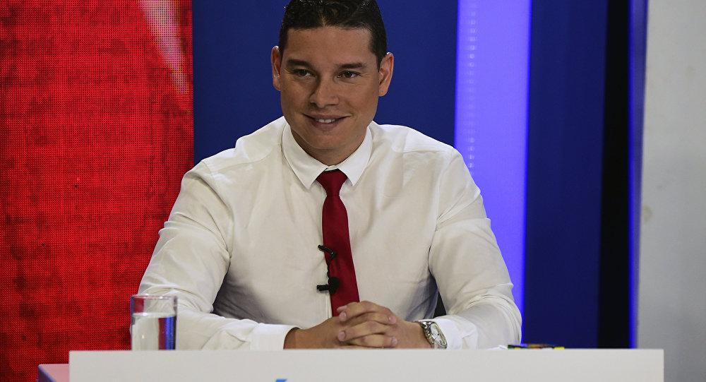 Iván Espinel, el candidato a la presidencia de Ecuador