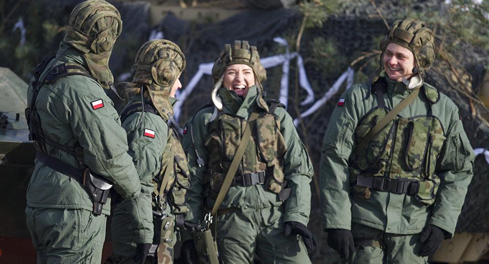 Soldados polacos (archivo)