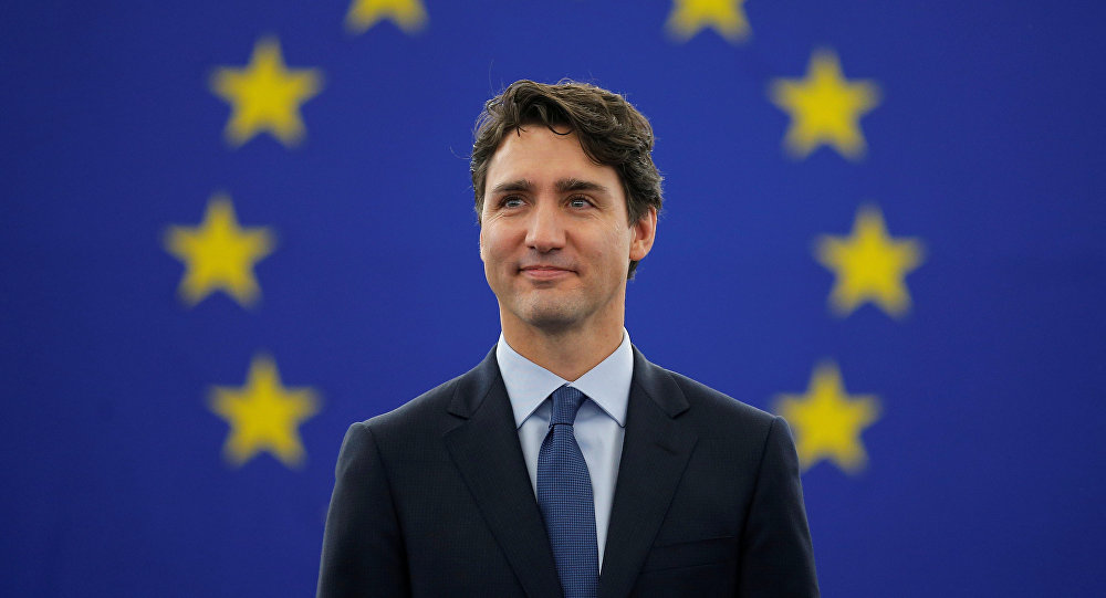 Justin Trudeau, primer ministro de Canadá (archivo)