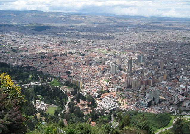 Bogotá, la capital de Colombia (imagen referencial)
