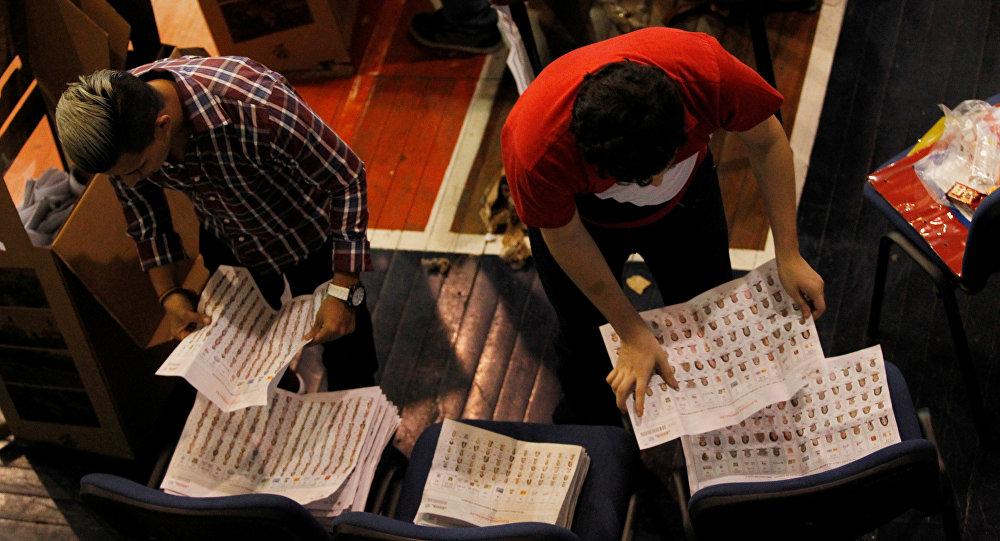 Elecciones en Ecuador