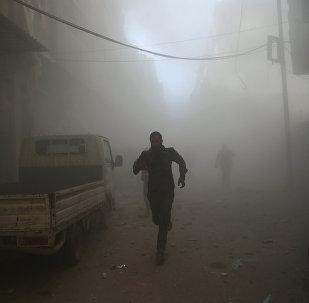 Terroristas disparan morteros cerca de la Embajada de Rusia en Damasco