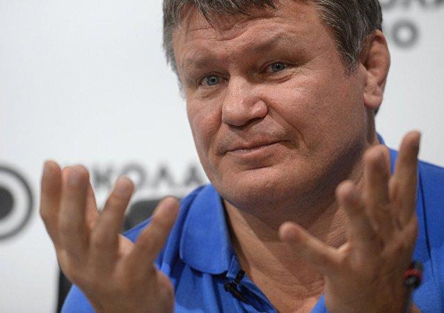 Oleg Taktárov, actor ruso