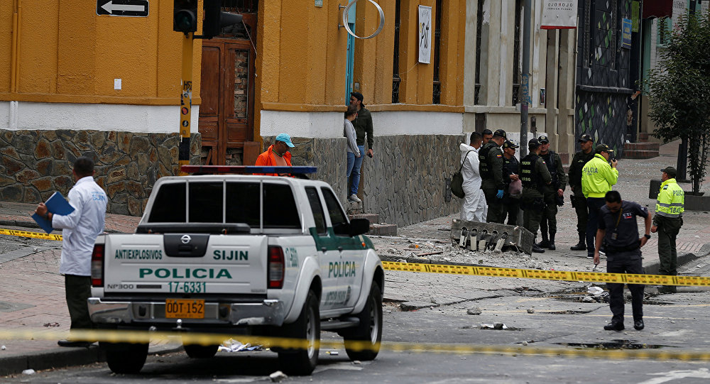 Bogotá: explosión cerca de plaza de toros deja alrededor de 30 heridos