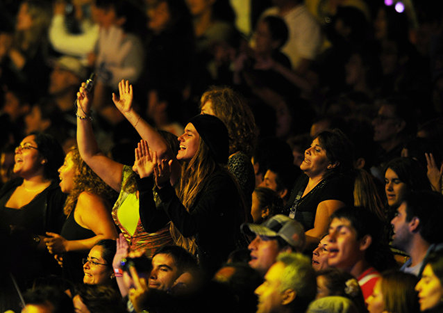 Festival de la Canción de Viña del Mar (archivo)