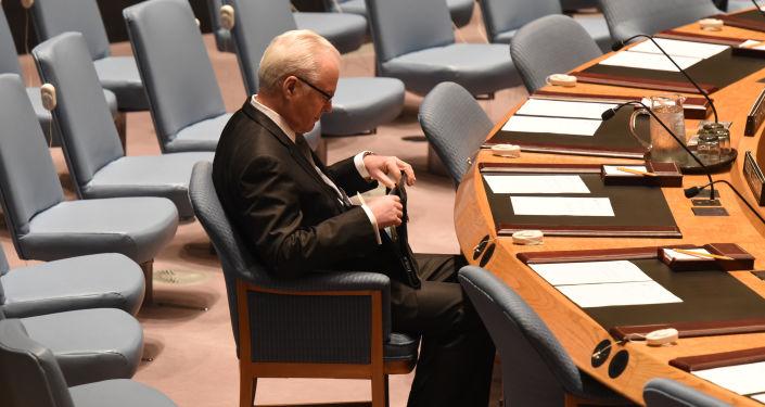 En memoria: Vitali Churkin, un maestro de la diplomacia
