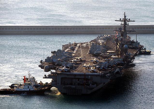 USS Carl Vinson (archivo)