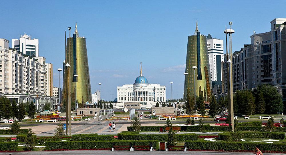 Astaná, capital de Kazajistán (archivo)
