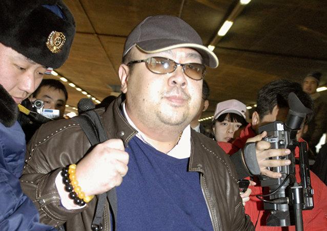 Kim Jong-nam (archivo)